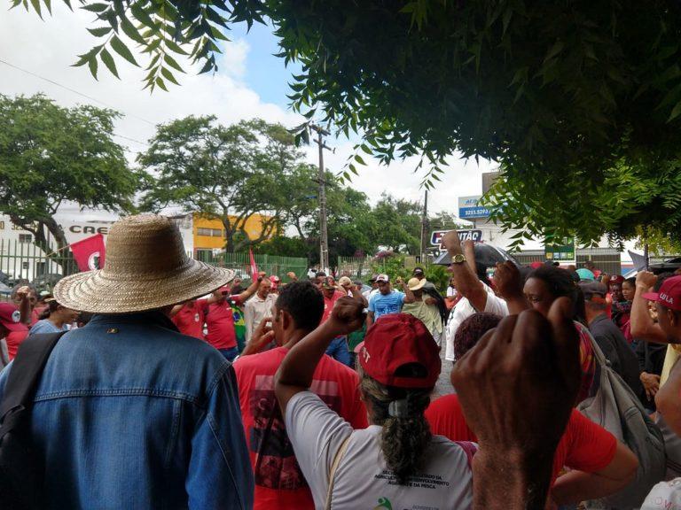 MST cobra do Incra avanços na política da Reforma Agrária