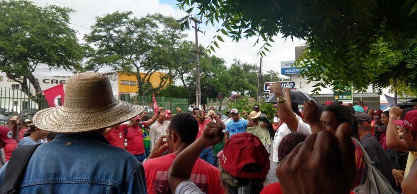 Em Sergipe, MST cobra do Incra avanços na política da Reforma Agrária