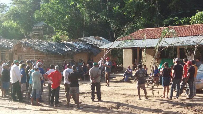 No Maranhão trabalhadores rurais acampados são perseguidos pela empresa Suzano