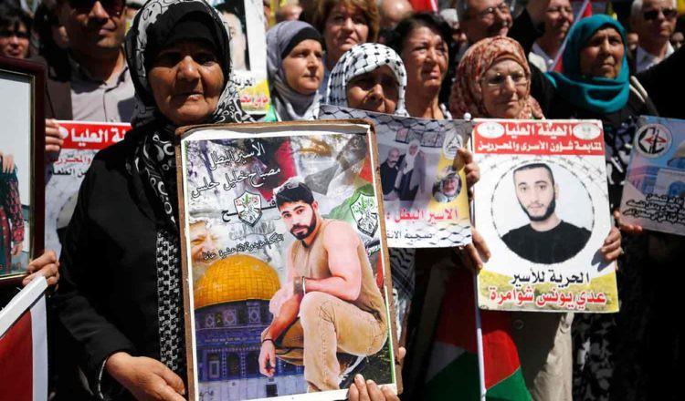 MST pede a libertação de todos os presos políticos palestinos