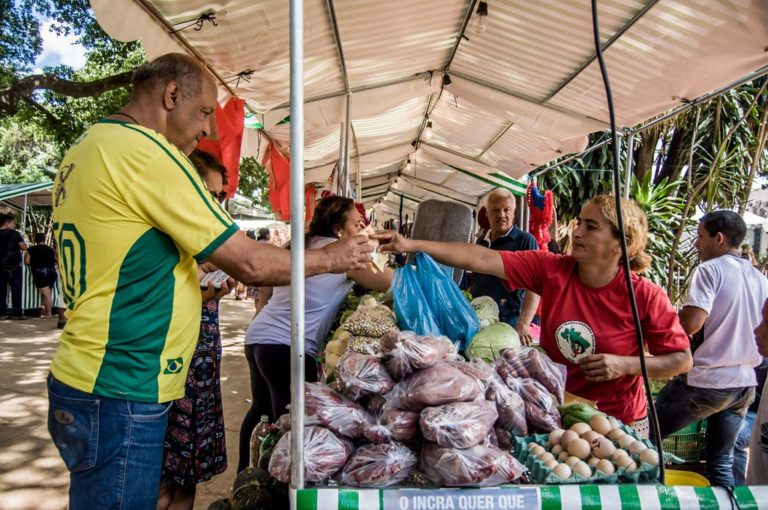 Formosa de Goiás recebe Circuito de Feiras e Mostras Culturais da Reforma Agrária do DFE