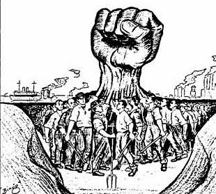 1º maio é dia de luta nas ruas!