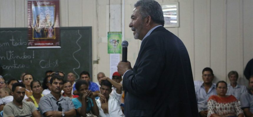 Deputados visitam região de massacre de nove trabalhadores rurais em MT