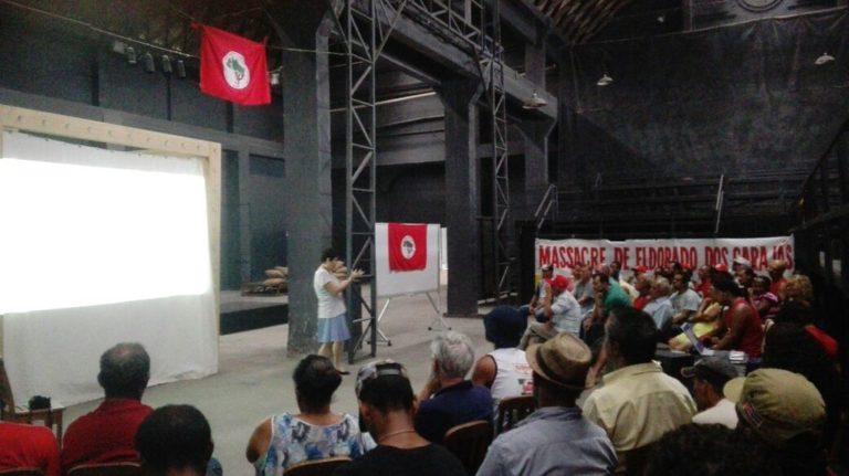 Sem Terra mobilizam-se no Rio de Janeiro neste 17 de abril