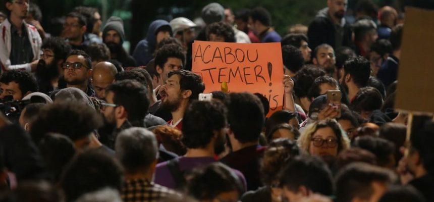 """Ato pelas """"Diretas Já"""" deve reunir 80 mil pessoas em Brasília nesta quarta (24)"""