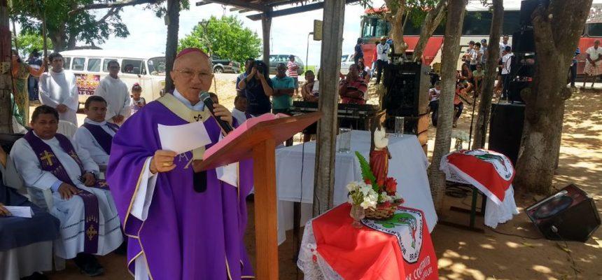 MST solidariza-se com o arcebispo de Natal, Dom Jaime Vieira Rocha