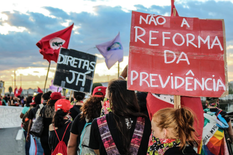 MST vai bloquear as rodovias do Brasil neste dia de Greve Geral