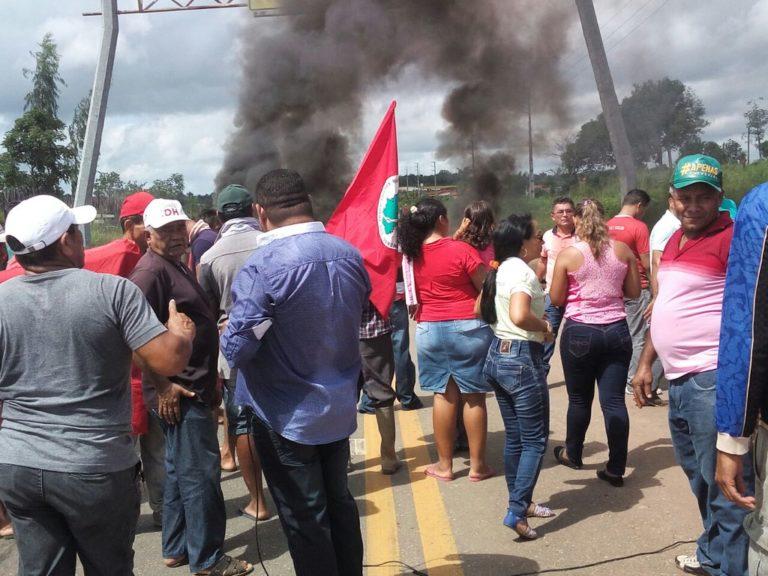 MST se soma à Greve Geral no Maranhão