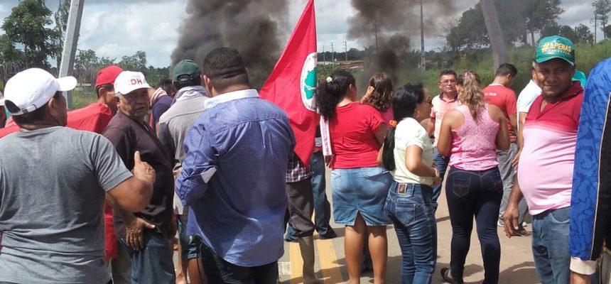 Contra as reformas de Temer, MST se soma à Greve Geral no Maranhão