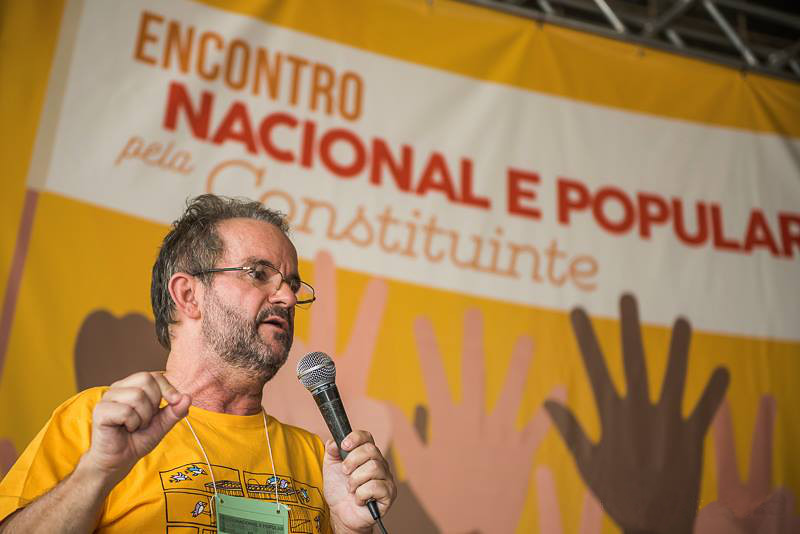 Moroni defende a realização de amplo debate sobre a reforma política. Foto Lydiane Ponciano.jpg