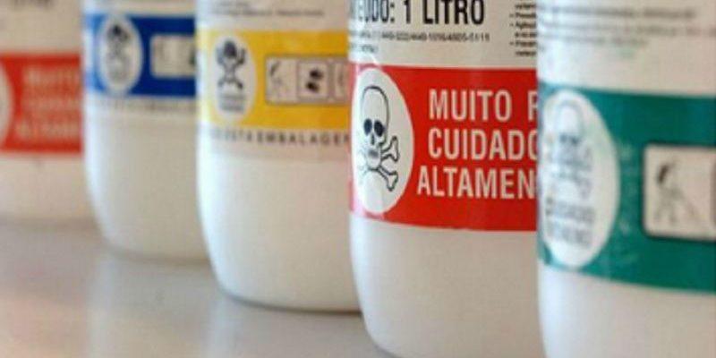 Mais de duas mil pessoas morreram por uso de agrotóxicos no Brasil nos últimos anos