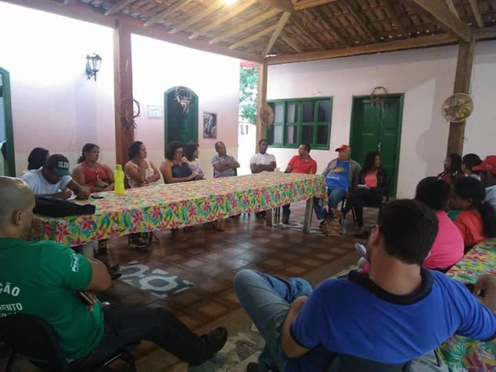 MST realiza 1º Seminário sobre Saneamento Básico no meio rural