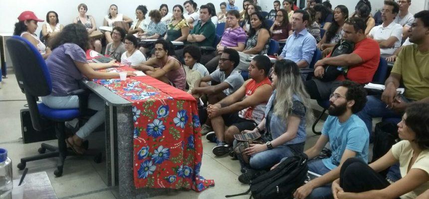 Estudantes da UFRN debatem Reforma Agrária na IV Jornada Universitária