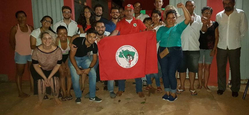 Militante Sem Terra é libertado em Goiás