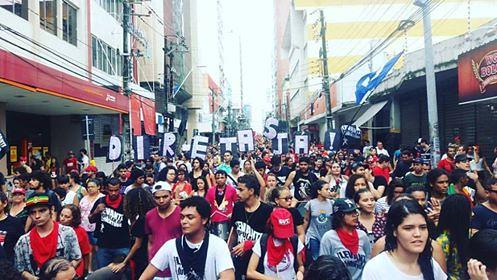 500 mil pessoas vão as ruas na Greve Geral em todo estado do Ceará