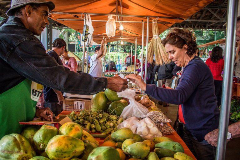 Camponeses de todo o Brasil ocupam São Paulo com a produção de alimentos saudáveis