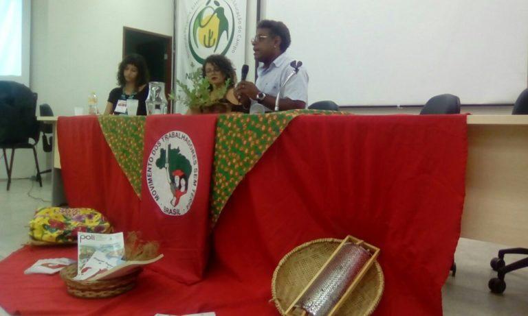 Jornada Universitária em Defesa da Reforma Agrária é realizada em Pernambuco