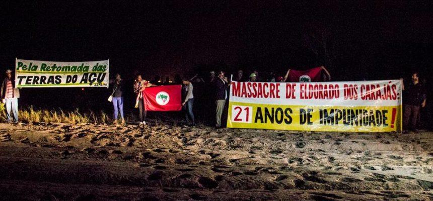 Movimentos se solidarizam com os trabalhadores e trabalhadoras rurais de Açu