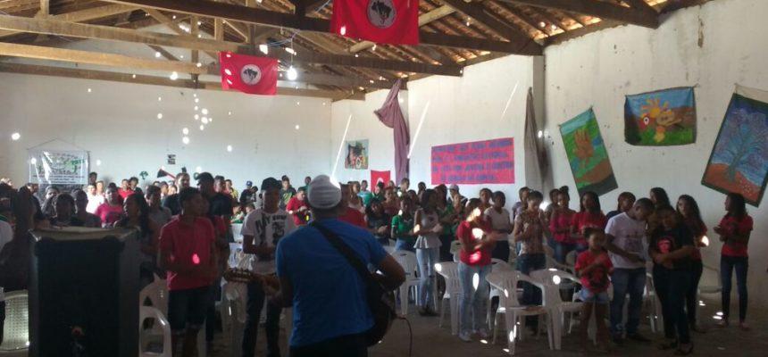 Jovens Sem Terra do Piauí realizam 1º Encontro Estadual da Juventude