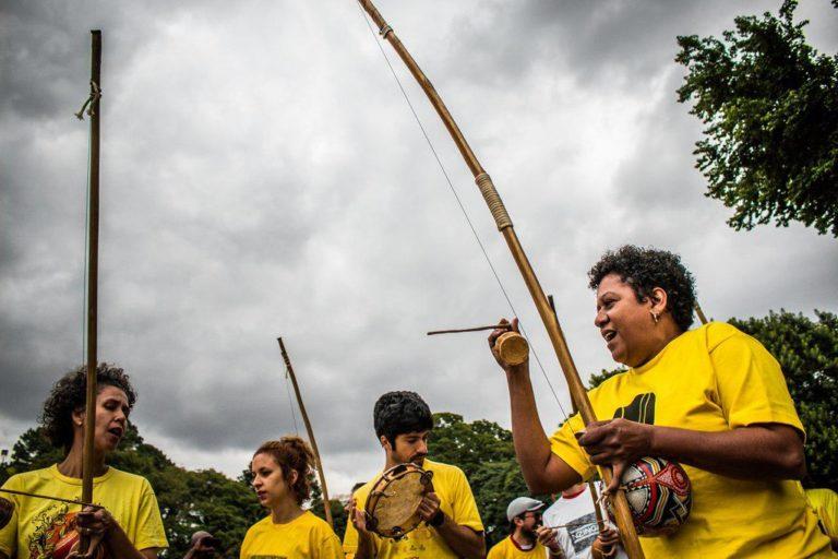 Arte e cultura marcaram a 2ª Feira Nacional da Reforma Agrária