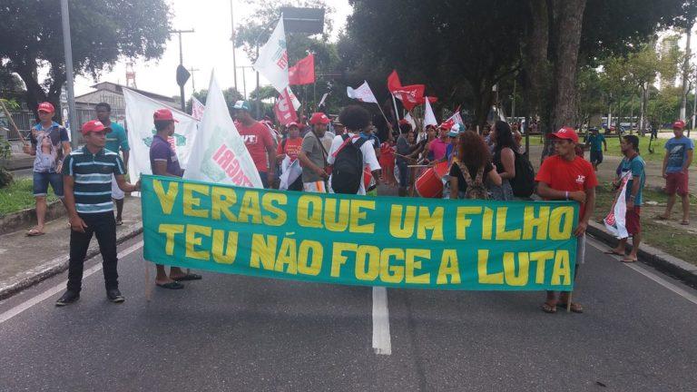 Acampamento da Juventude do Campo e da Cidade acontece em Belém