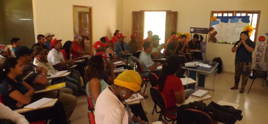 Juventude Sem Terra debate saúde no campo em seminário na Bahia
