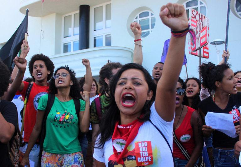 Jovens do MST realizam Jornada em preparação aos 30 anos de luta na Bahia