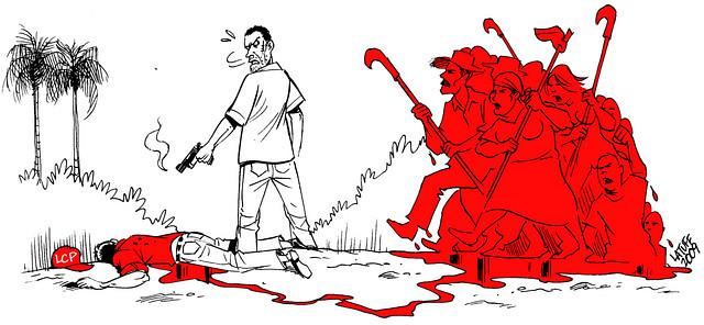Artigo | Terra vermelha de sangue: conflitos no campo matam pelo menos 19 em um mês