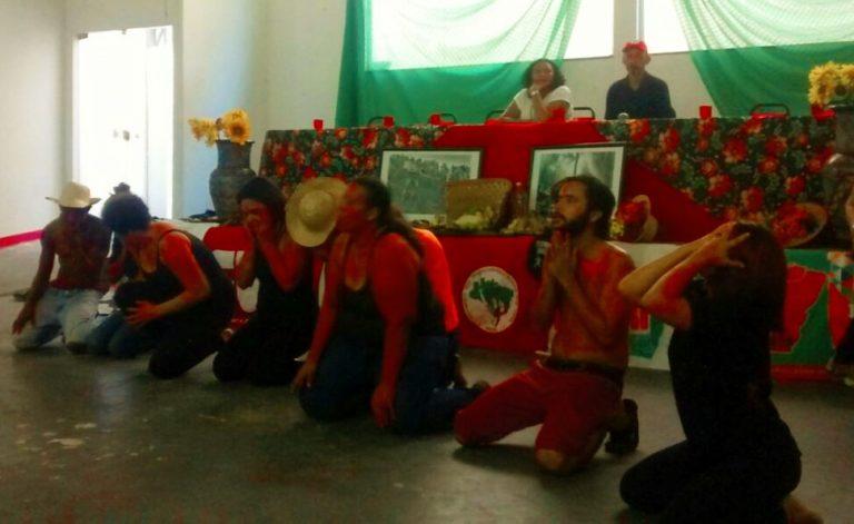 organizações do campo se unem em Belém contra violência