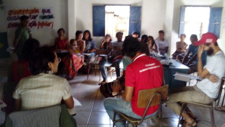 Jovens comunicadores realizam curso de imersão em audiovisual na Bahia