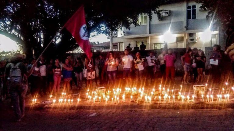 entidades de luta pela terra no Pará denunciam acirramento da violência
