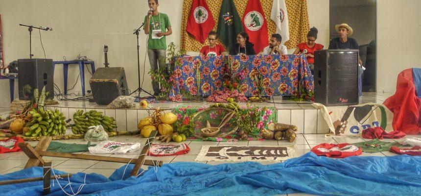 Começa o III Acampamento da Juventude da Via Campesina em Rondônia