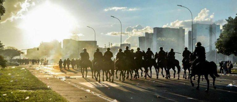 ONU e CIDH condenam uso excessivo da força durante manifestações no Brasil