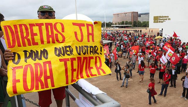 Movimentos populares apresentam plano para saída da crise nesta segunda (29), em SP