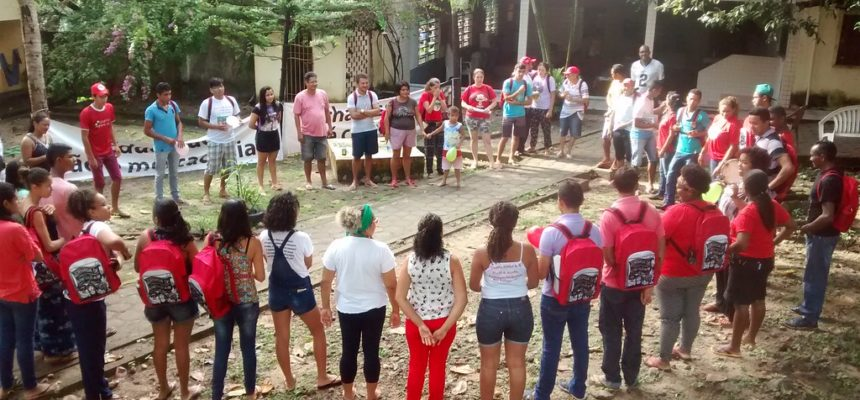 MST capacita militantes para mobilização pela alfabetização no Maranhão