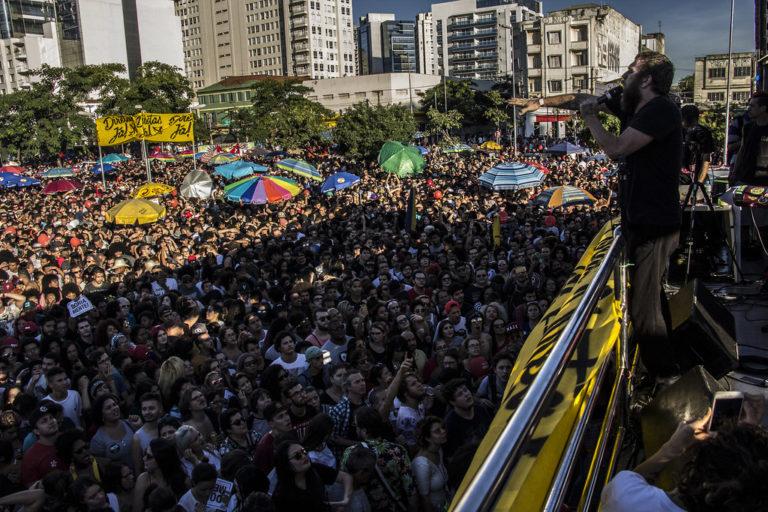 """""""SPpelasDiretas expressa crescente de mobilização em torno das Diretas Já!"""