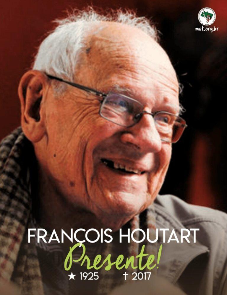MST se despede de François Houtart