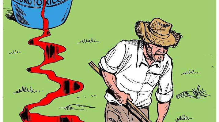Em defesa da vida, MST alerta sobre os perigos do modelo do agronegócio
