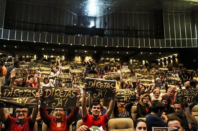 Frente Brasil Popular lança em Brasília plano com diretrizes econômicas e sociais para o país