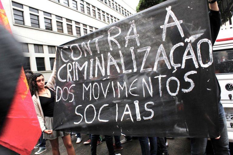 entidades repudiam projeto de lei que quer alterar Lei Antiterrorismo