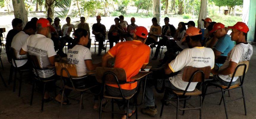 No Extremo Sul da Bahia, MST realiza curso de teoria política para militância