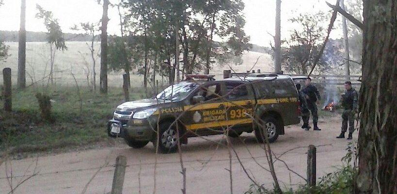 MST denuncia intimidação do BOE em ocupação no Rio Grande do Sul