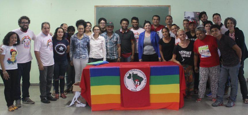 LGBT Sem Terra realizam curso de formação política no nordeste