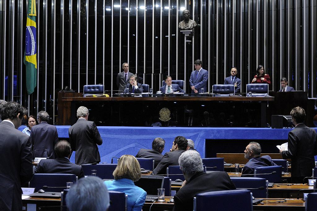 Reforma trabalhista já está na pauta do Plenário do Senado. Foto Edilson Rodrigues Agência Senado.jpg