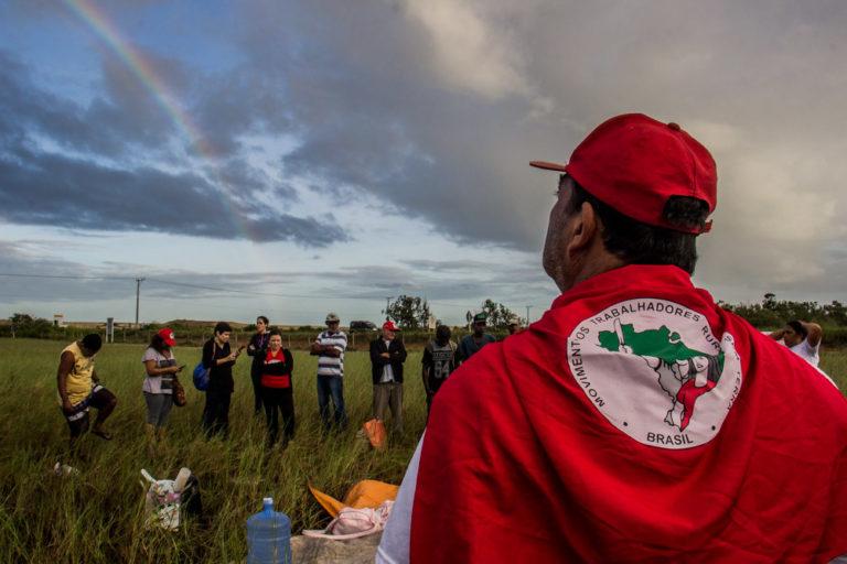 Continua a luta dos agricultores do Açu