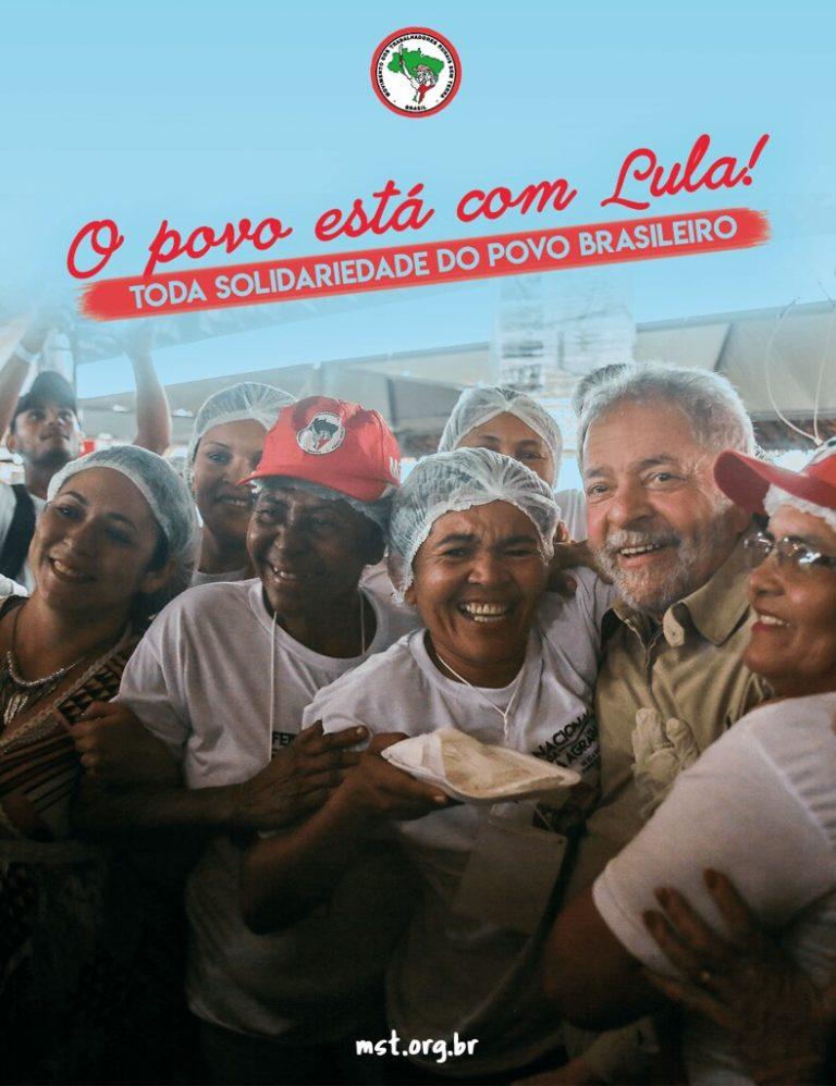 A condenação de Lula como parte do Golpe contra nossos direitos