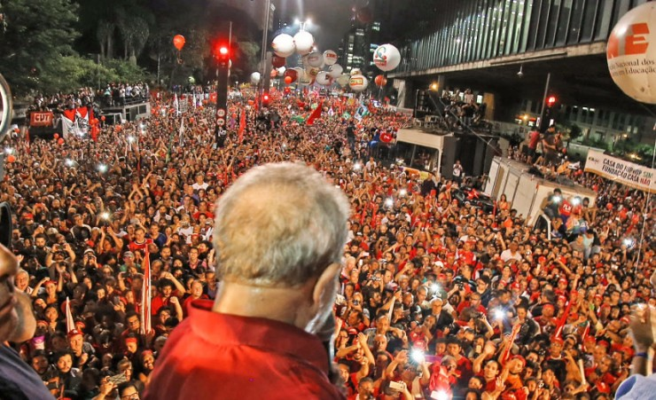 Frente Brasil Popular convoca a militância para defender a democracia e Lula