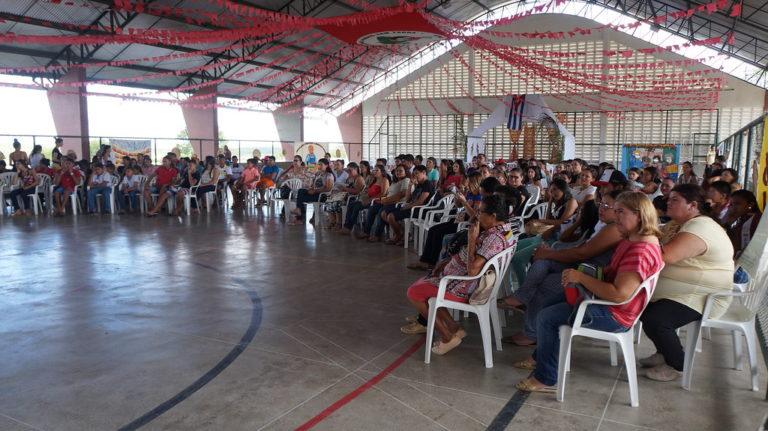 escola do Campo recebe II Festival de Arte e Cultura da Reforma Agrária