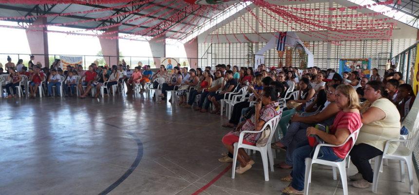 No Ceará, escola do Campo recebe II Festival de Arte e Cultura da Reforma Agrária