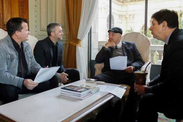 MST encaminha documento a ministro Osmar Terra com reivindicações de cooperativas
